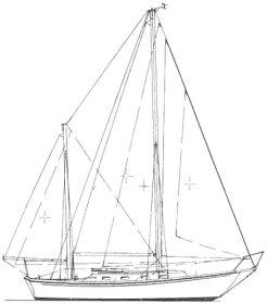 allied_seawind_mkii_ketch_drawing_1
